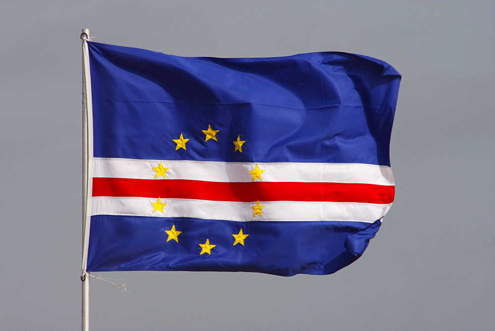 Cape Verde National Flag