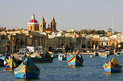Port of Marsaxlokk
