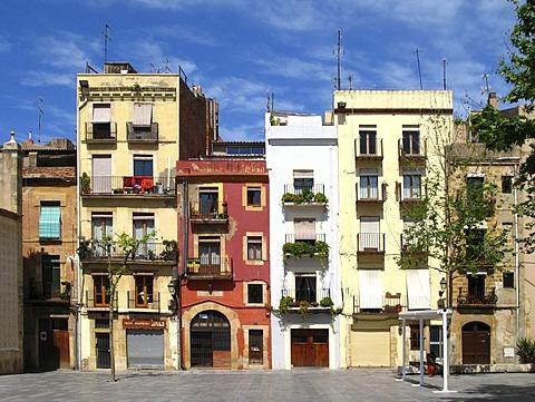 Placa del Rei, Tarragona, Spain