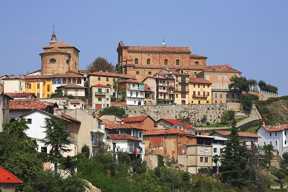 La Morra, Langhe, Piedmont, Italy, Europe
