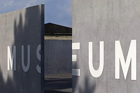 Museum, Concentration camp memorial, Sachsenhausen, Oranienburg, Brandenburg, Germany