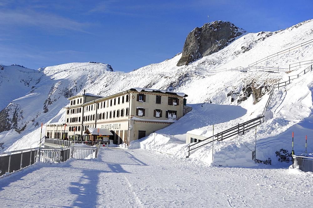 Hotel Pilatus Kulm, Lucerne, Switzerland, Europe