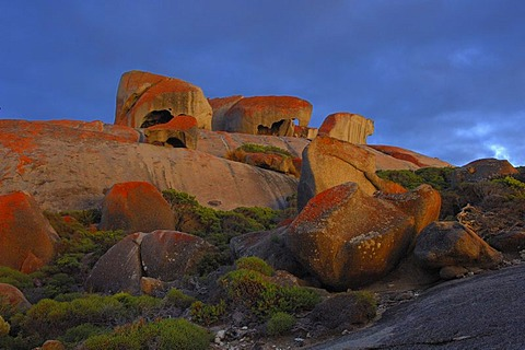 Remarkable Rocks, Flinders Chase Nationalpark, Kangaroo Island, South Australia, Australia