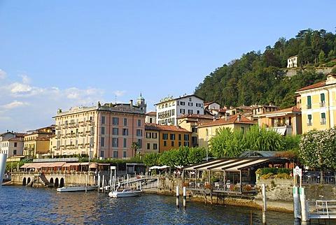 Bellagio Lake Como Lombardy Italy