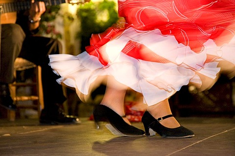 Flamenco, Seville, Andalusia, Spain, Europe
