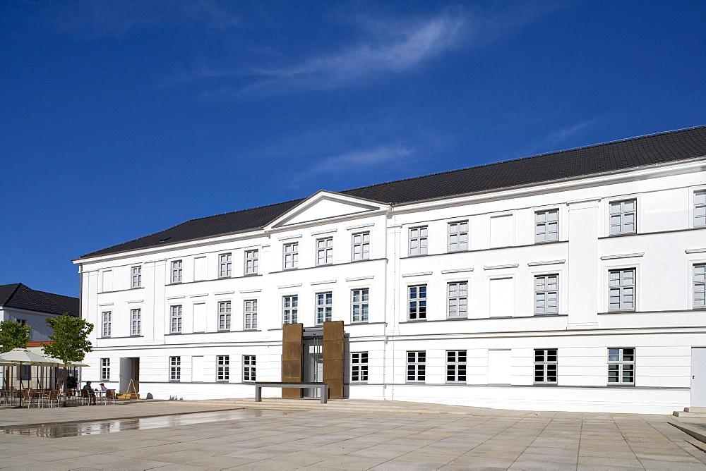 Pomeranian State Museum, Greifswald, Mecklenburg-Western Pomerania, Germany, Europe