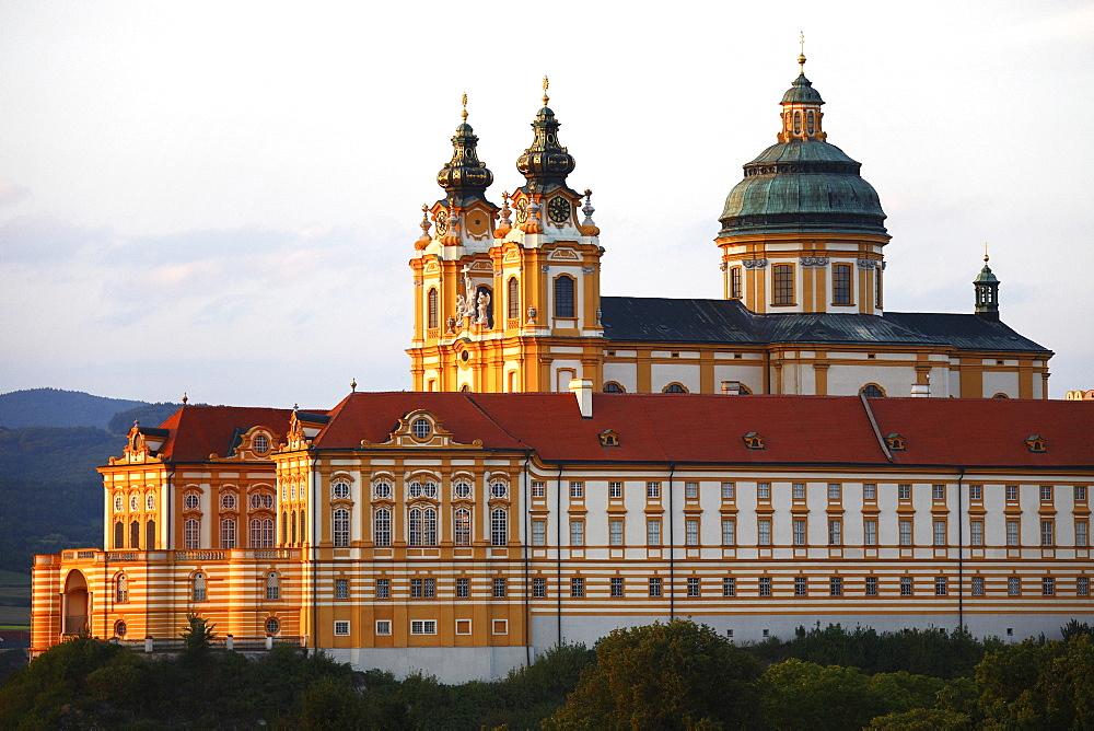 Stift Melk Abbey, Wachau, Lower Austria, Europe