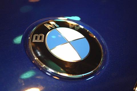 BMW sign emblem
