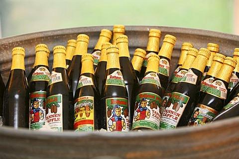 Regional beer brand Tannenzaepfle