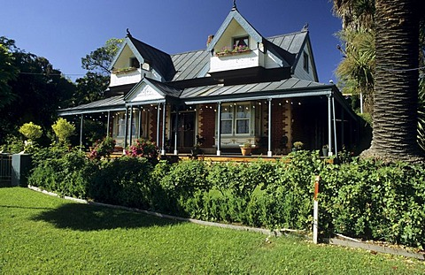 Historic home in Mansfield, Victoria, Australia