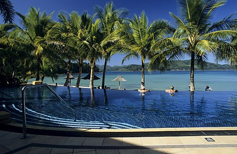 Hamilton Island, Whitsunday Islands, Great Barrier Reef, Oueensland, AUS