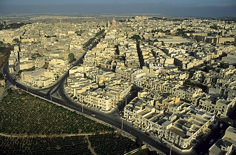 View of Mdina, Malta