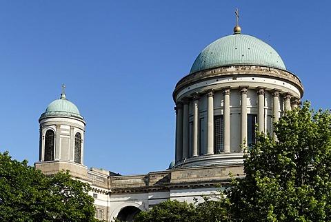 Dome of Esztergom, Hungaria