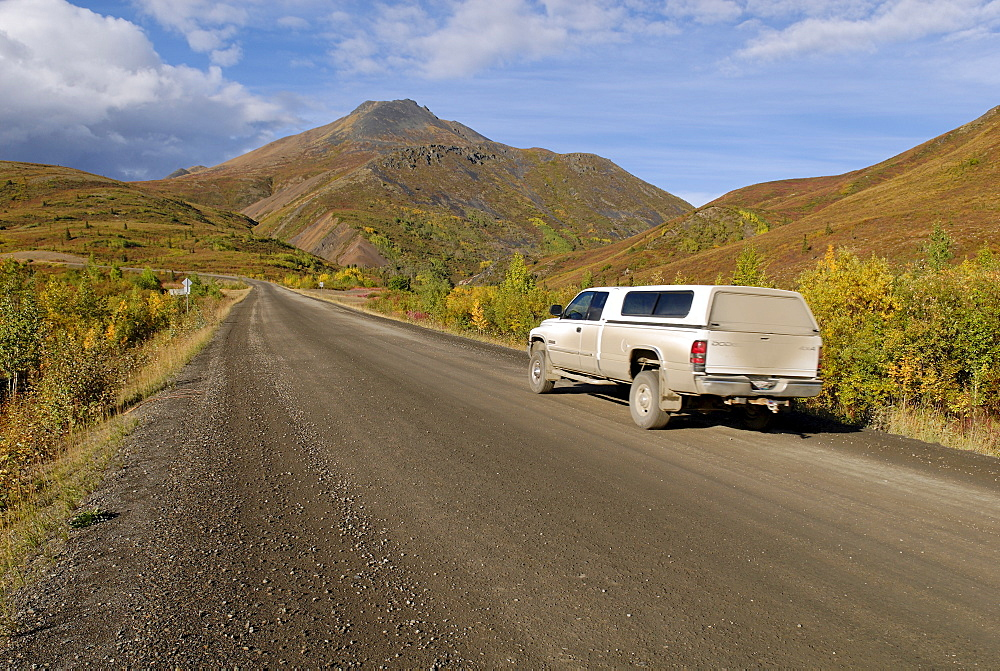 Tombstone Territorial Park, Dempster Highway, Yukon Territory, Canada