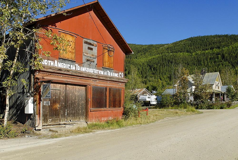 Dawson City, Yukon Territory, Canada