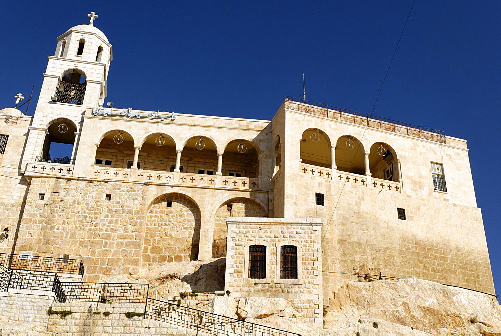 Greek orthodox convent of our Lady of Saidnaya, Sednaya, Syria