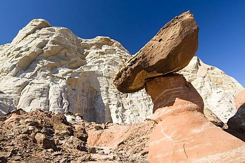 Toadstool Hoodoos, Utah, USA