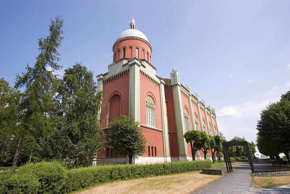 New Evangelical Church, Keûmarok, Slovakia
