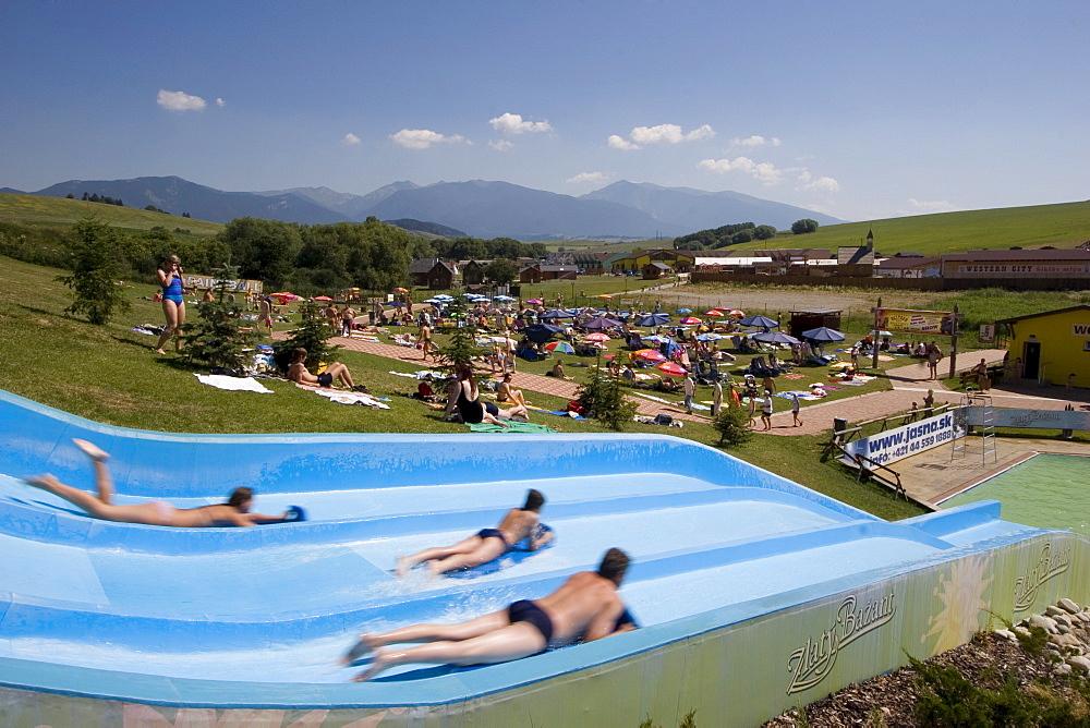 Aquapark Tatralandia, Liptovska Mikulas Slovakia