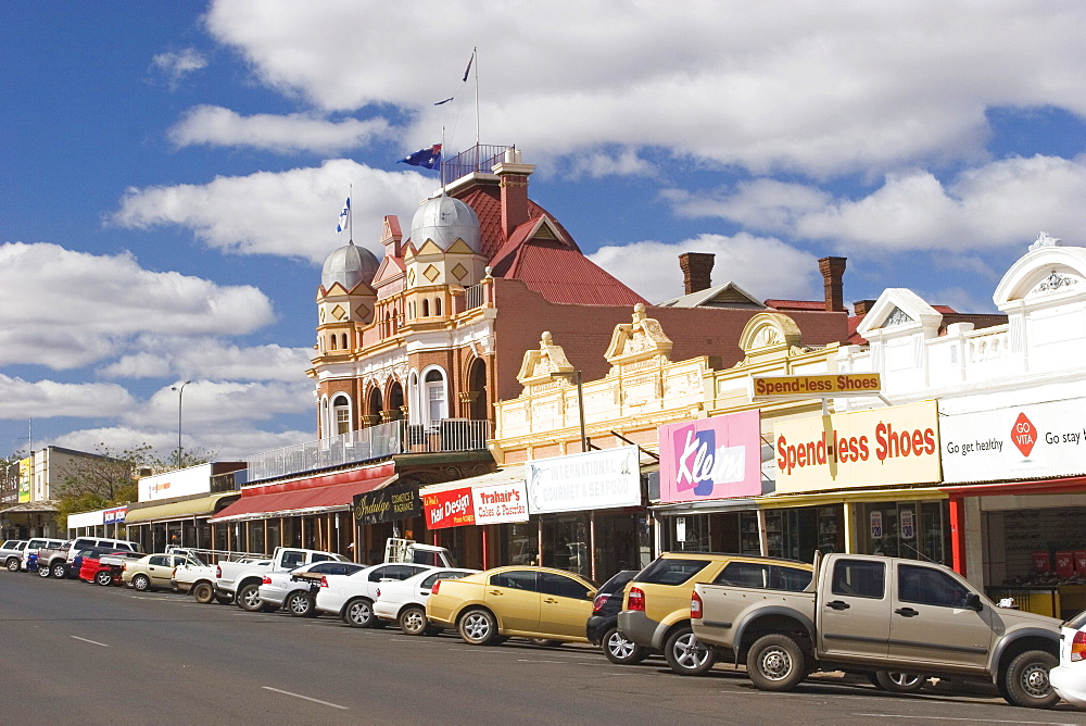 Hannan Street, York Hotel, Kalgoorlie, Western Australia, WA, Australia