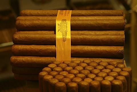 A pack of cigars
