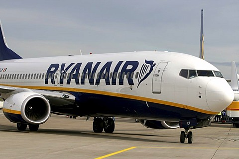 Ryanair Boing 737
