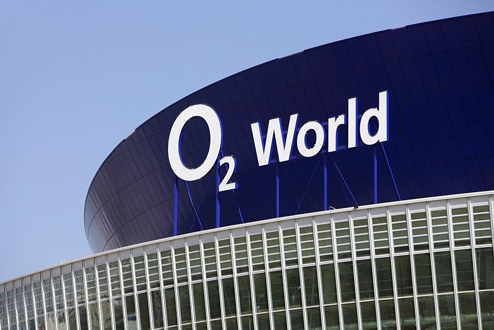 O2 World, Anschutz Entertainment Group Development GmbH, venue at Berlin-Friedrichshain, Germany, Europe