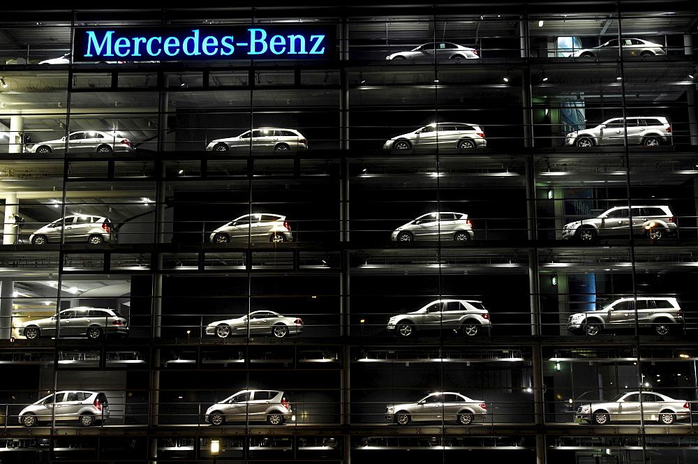 Mercedes Benz AG - Munich.
