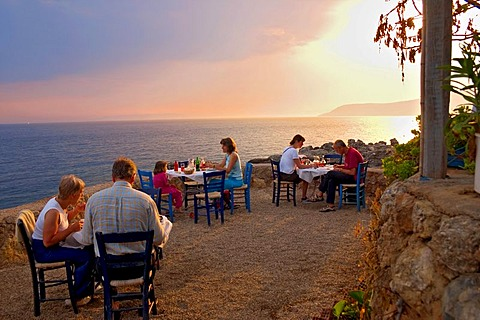 Tavern Lelas, Kardamyli, Peloponnese, Greece