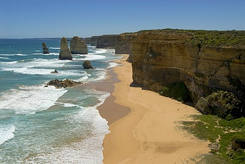 Great Ocean Road, The Twelve Apostles, Southern Ocean, Victoria, Australia