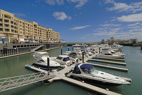 Marina, Glenelg, Adelaide, South Australia, Australia