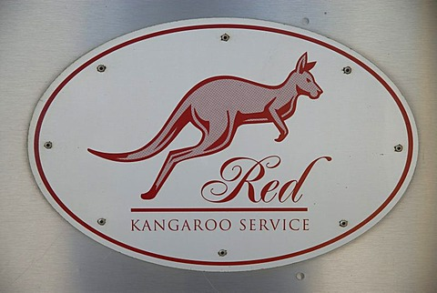 The Ghan Train, Red Kangaroo Class, business class, Australia