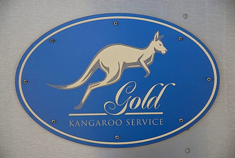 The Ghan Train, Gold Kangaroo Class, luxury class, Australia