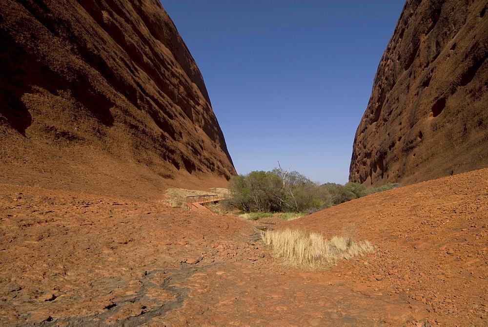 Olgas, Uluru - Kata Tjuta Nationalpark, Yulara, Ayers Rock, Northern Territories, Australien, Australia