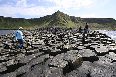 Giant's Causeway, Nothern Ireland