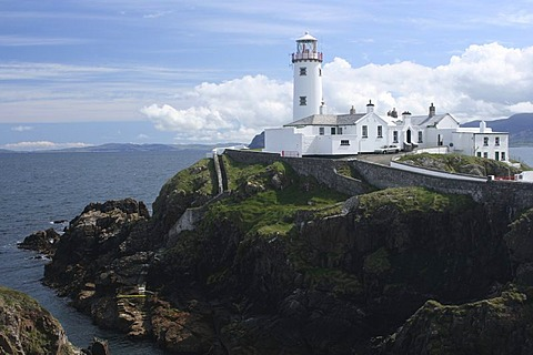 Lighthouse Fanad Head, Donegal County, Ireland - 832-366662
