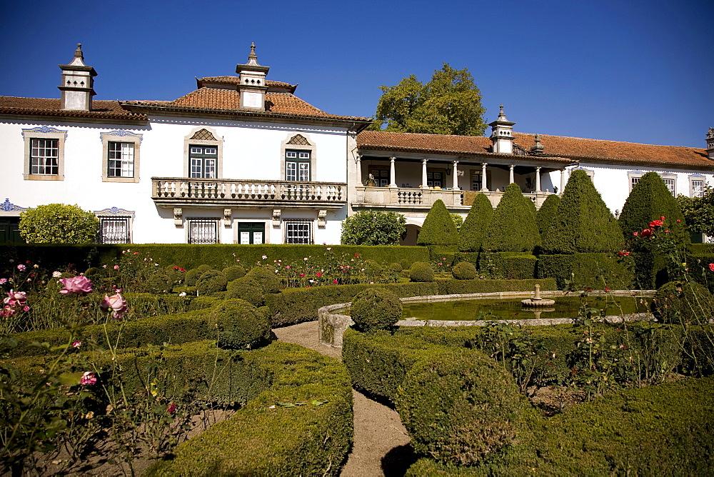 Casa de Santar, winery of the Dao Sul company, Carregal do Sal, Dao, Portugal, Europe
