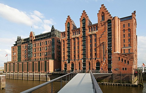 International Maritime Museum in Hamburg's HafenCity, Hamburg, Germany, Europe