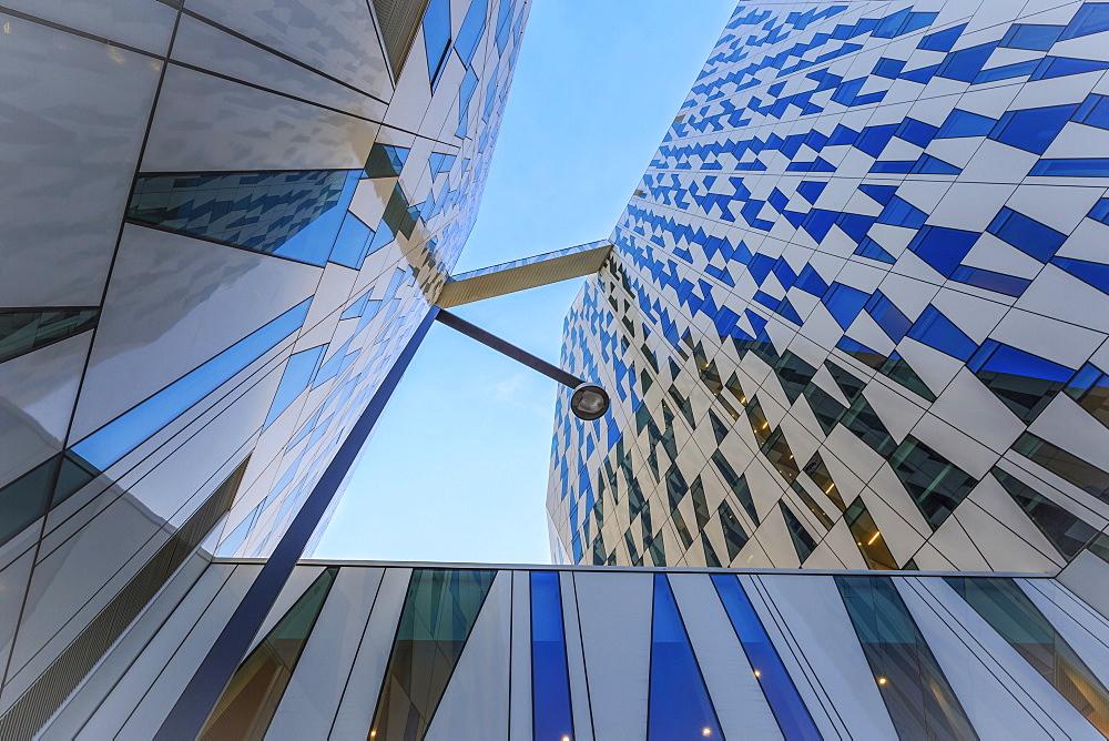 The Bella Sky Comwell Hotel in Oerestaden, Copenhagen, Denmark, Europe