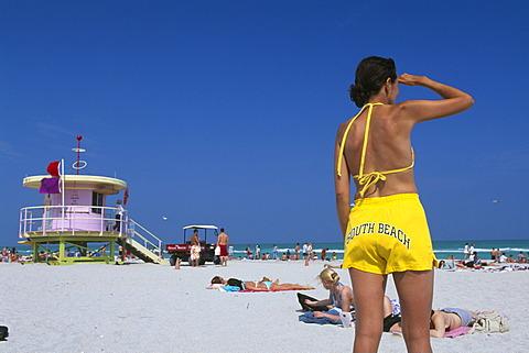 South Beach, Miami Beach, Miami, Florida, USA