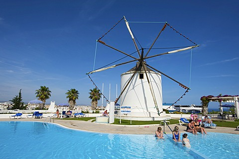 Windmill Resort, Albufeira, Algarve, Portugal, Europe