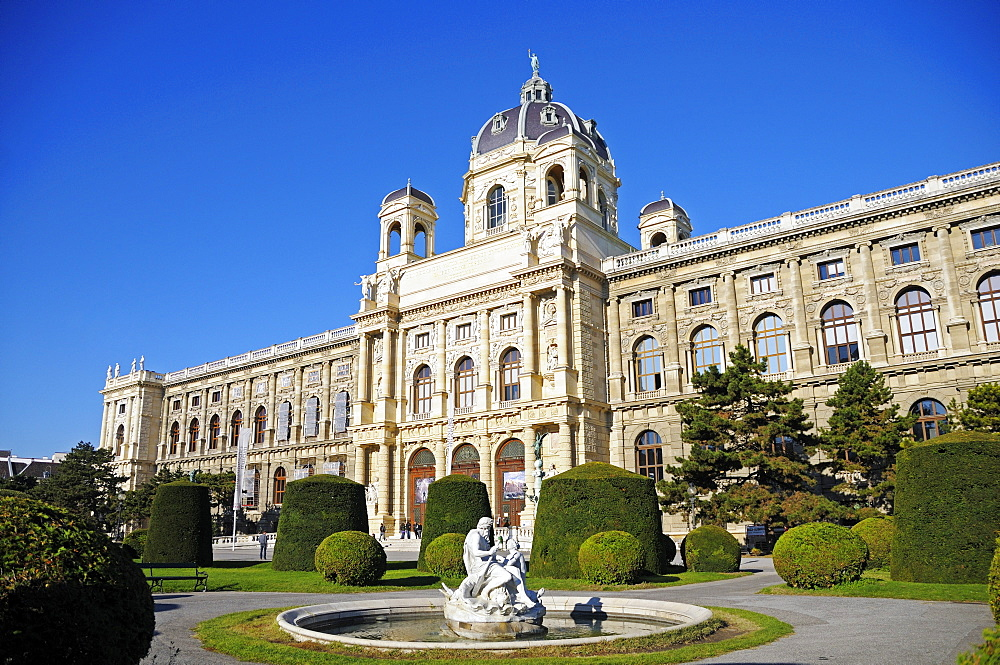 Natural History Museum, Vienna, Austria, Europe