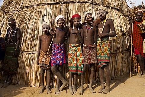 Arbore people, Arbore, Lower Omo Valley, South Ethiopia, Africa
