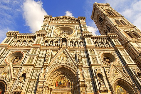 Duomo cathedral, Florence, Italy, Europe
