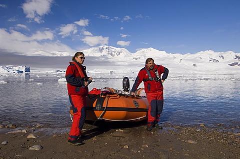 Neko Harbor, Gerlache strait, Antarctic Peninsula, Antarctica