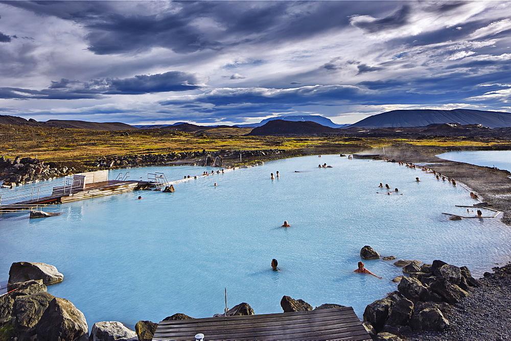 Myvatn Nature Bath, Reykjahlíð, Mývatni, Island