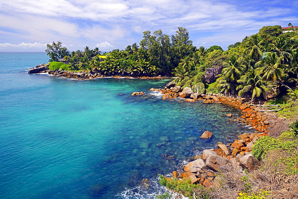North East Point, Mahe Island, Seychelles, Africa