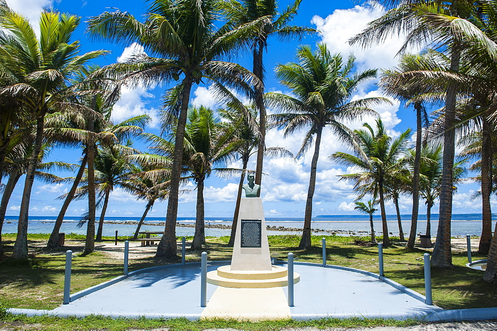Memorial, War in the Pacific National Historical Park, Guam, US Territory, Central Pacific, Oceania