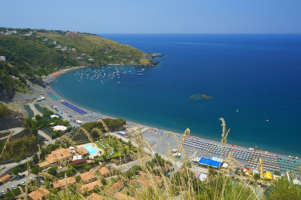 Coast, San Nicola Arcella, Calabria, Italy, Europe - 832-383295