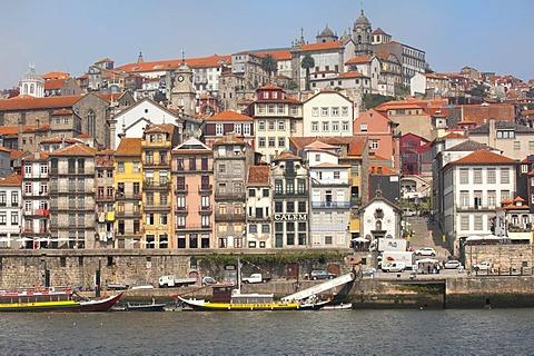 Ribeira district, Porto, Unesco World Heritage Site, Portugal, Europe